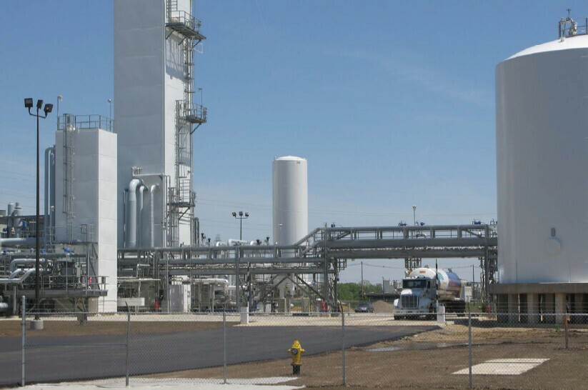Universal Industrial Gases Inc Cryogenic Air Separation