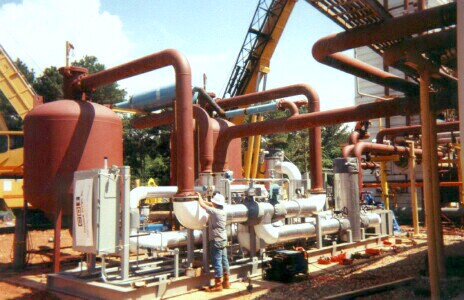 Upgrading used equipment to provide new plant performance at reduced cost