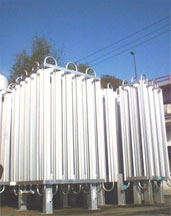 Universal Industrial Gases, Inc      Vaporizers for LOX, LIN
